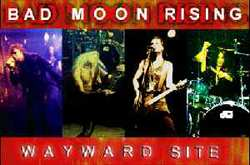 Bad Moon Rising by megu